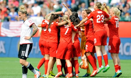 After 31 years of coming off second best, England's victory over Germany in the Women's World Cup pl