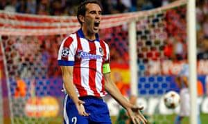 Atletico Madrid's Diego Godin