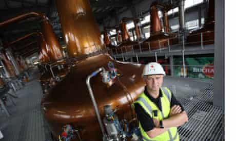 Diageo's Roseisle distillery