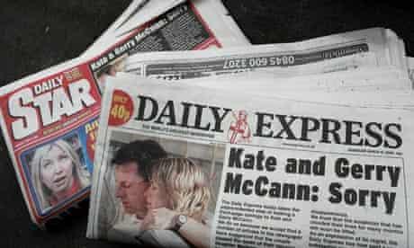 Express McCann apology
