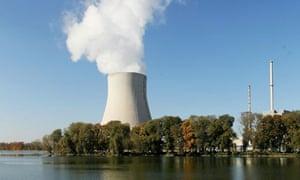 Nuclear Power Plant Isar 2