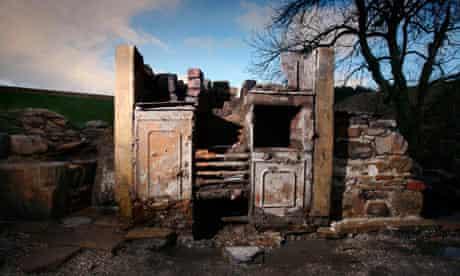 Witche cottage found