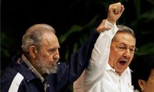 Raul Castro Fidel Castro