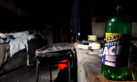 cheap cider homeless alcohol