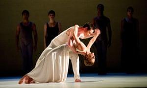 rambert dance company roses