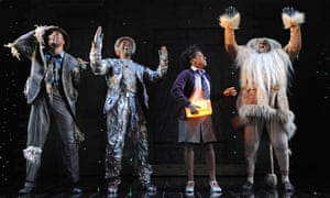 The Wiz – review | Stage | The Guardian