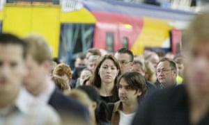 rail passenger commute