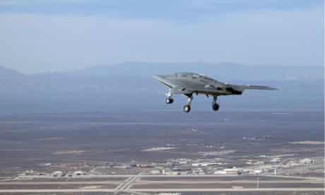 Unmanned stealth drone