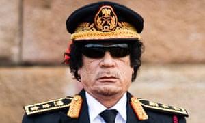 gaddafi jacob zuma