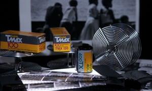 Eastman Kodak film negatives
