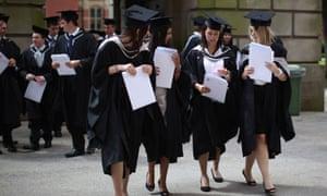 student graduates