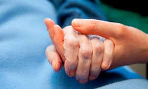 young elderly care