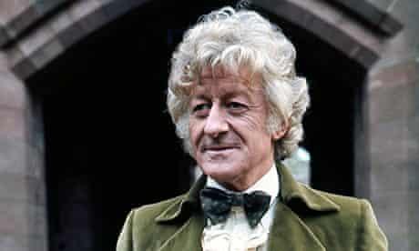 Doctor Who jon pertwee