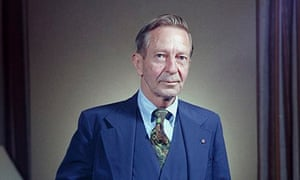 Portrait of Author John Cheever