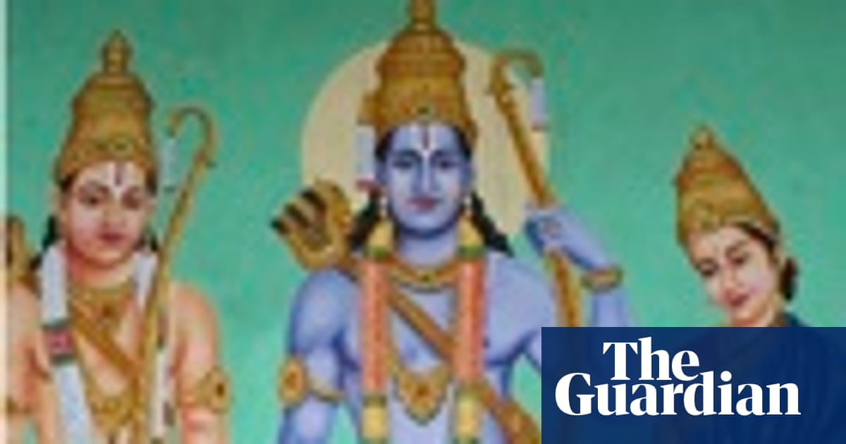 Daljit Nagra: My Ramayana | Books | The Guardian