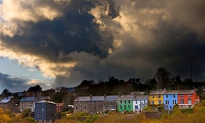Cork county, Ireland.