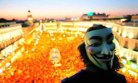 Occupy Madrid