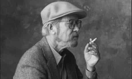 Portrait of Elmore Leonard