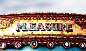 Carousel Pleasure Detail.