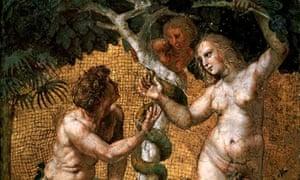 Adam And Eve raphael