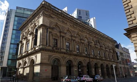 The Free Trade Hall Manchester