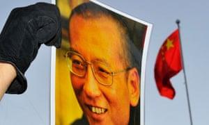 protester Liu Xiaobo