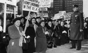 Demonstration Against Communism New York