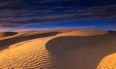 Dunes of the Great Sand Hills