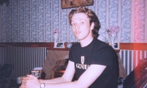 Damien Barr Glasgow