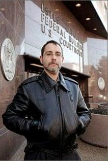 Alex Friedmann, associate editor of Prison Legal News in the US