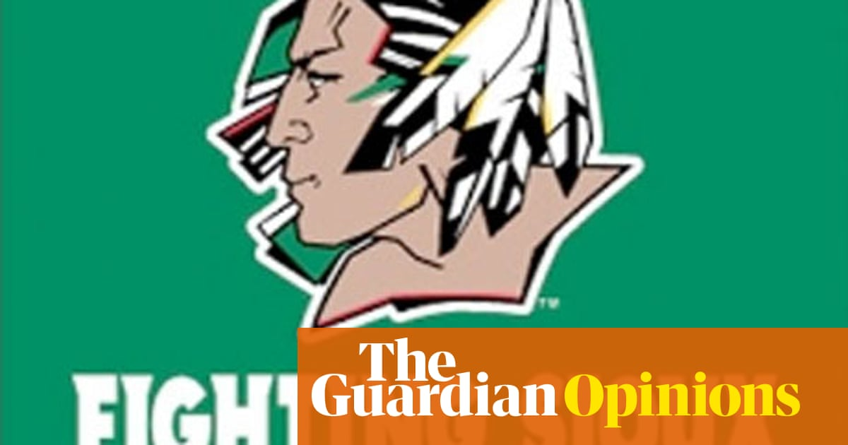 Why the 'Fighting Sioux' mascot is not acceptable | Dana