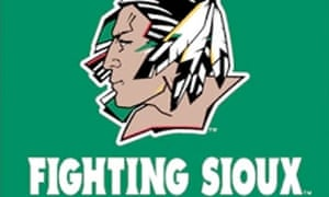 'Fighting Sioux' mascot