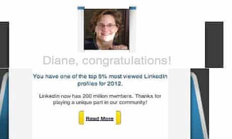 LinkedIn top 5