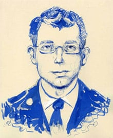 Bradley Manning, by Molly Crabapple