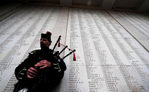 Gallery Armistice Day: Armistice dayin Ypres, Belgium