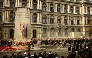 Gallery Armistice Day: Armistice Day in London, UK