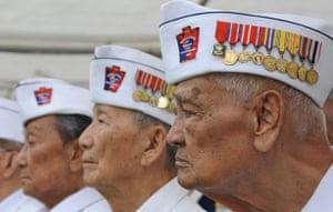 Gallery Armistice Day: Armistice Day at Manila American Cemetery, Philippines
