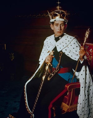 Gallery Prince Charles at 60: Prince Charles in his investiture robes