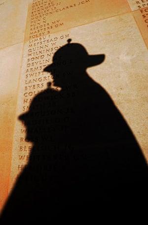 Gallery Armistice Day: Armistice day at The National Memorial Arboretum in Alrewas, UK