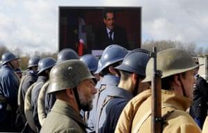 Gallery Armistice Day: Armitice Day in Verdun, France