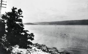 Gallery Looking for Nessie: Alleged Image of Loch Ness Monster