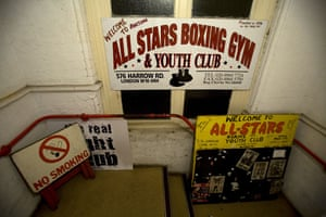Gallery All Stars Boxing Gym: Inside the All Stars Boxing Gym