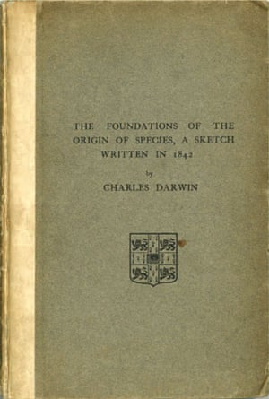 Gallery Darwin gallery: Origin of the Species