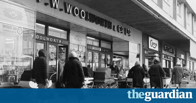 Woolworths A Store Of Memories Business The Guardian