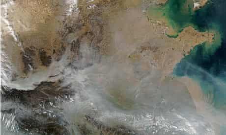 Erosion in China
