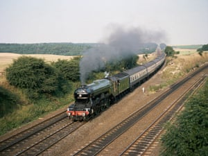 Gallery Great Scots: The 'Flying Scotsman' passes Micklefield en route to Leeds