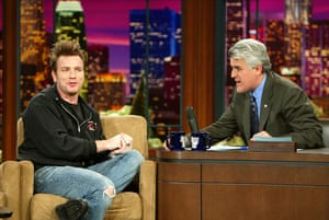 Gallery Great Scots: Ewan McGregor appears on 'The Tonight Show with Jay Leno'