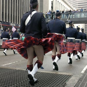 Gallery Great Scots: St. Patricks day parade