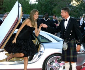 Gallery Great Scots: Formula One driver David Coulthard
