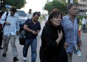 Gallery Mumbai: Hostages released in Mumbai